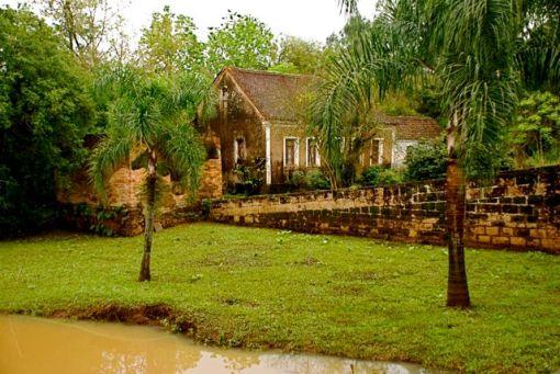 Antiga residência dos colonizadores